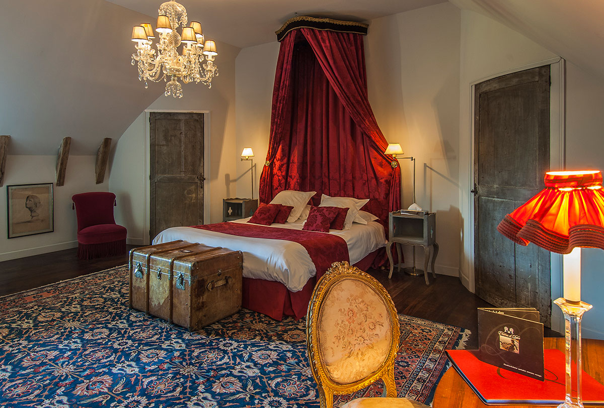 Les chambres et suites for Cabane dans la chambre