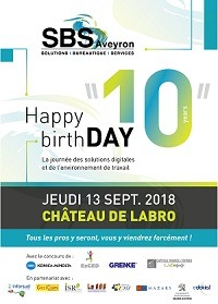 SBS Aveyron Happybirth DAY